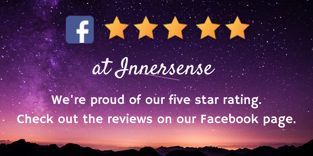 We're proud of our five star rating on Facebook