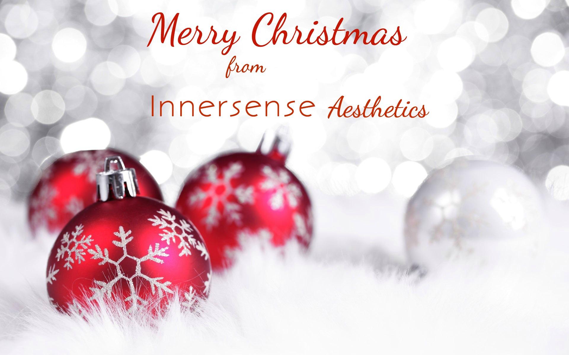 We Wish You a Merry Christmas! - Innersense Aesthetics