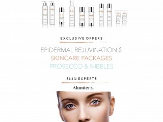 Come and join us for the AlumierMD Skincare and Peel Event