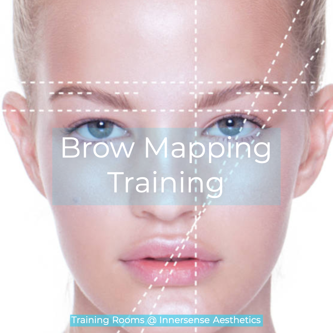 Brow mapping training